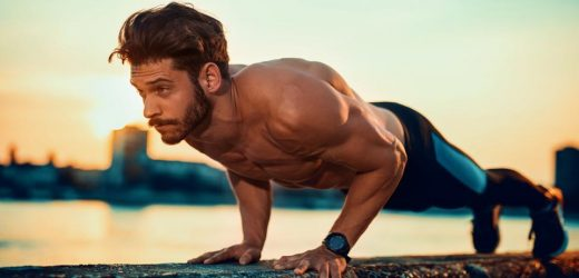 Five Exercises to Keep You Fit without Going to a Gym