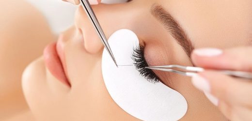 Eyelash care and maintenance