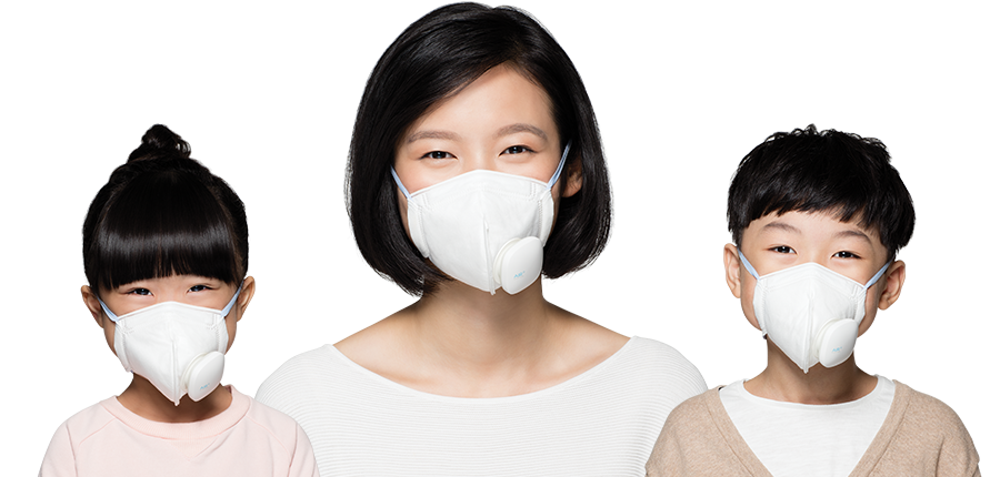 Keep Your Children Safe From Harmful Dust And Mist?