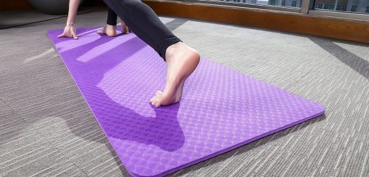 Getting Zen with Yoga Mats